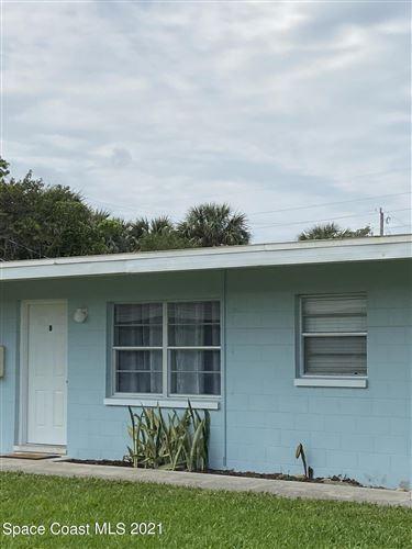 Photo of 127 Roosevelt Avenue #B, Cocoa Beach, FL 32931 (MLS # 898983)