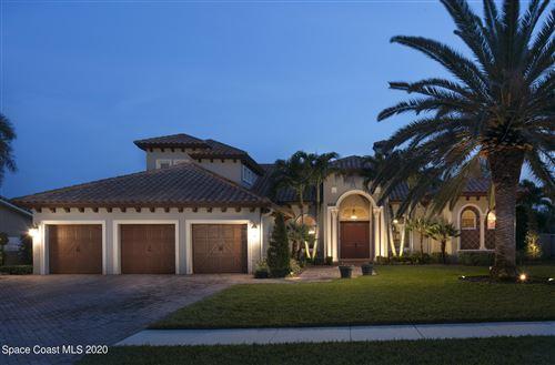 Photo of 156 Saint Croix Avenue, Cocoa Beach, FL 32931 (MLS # 893986)