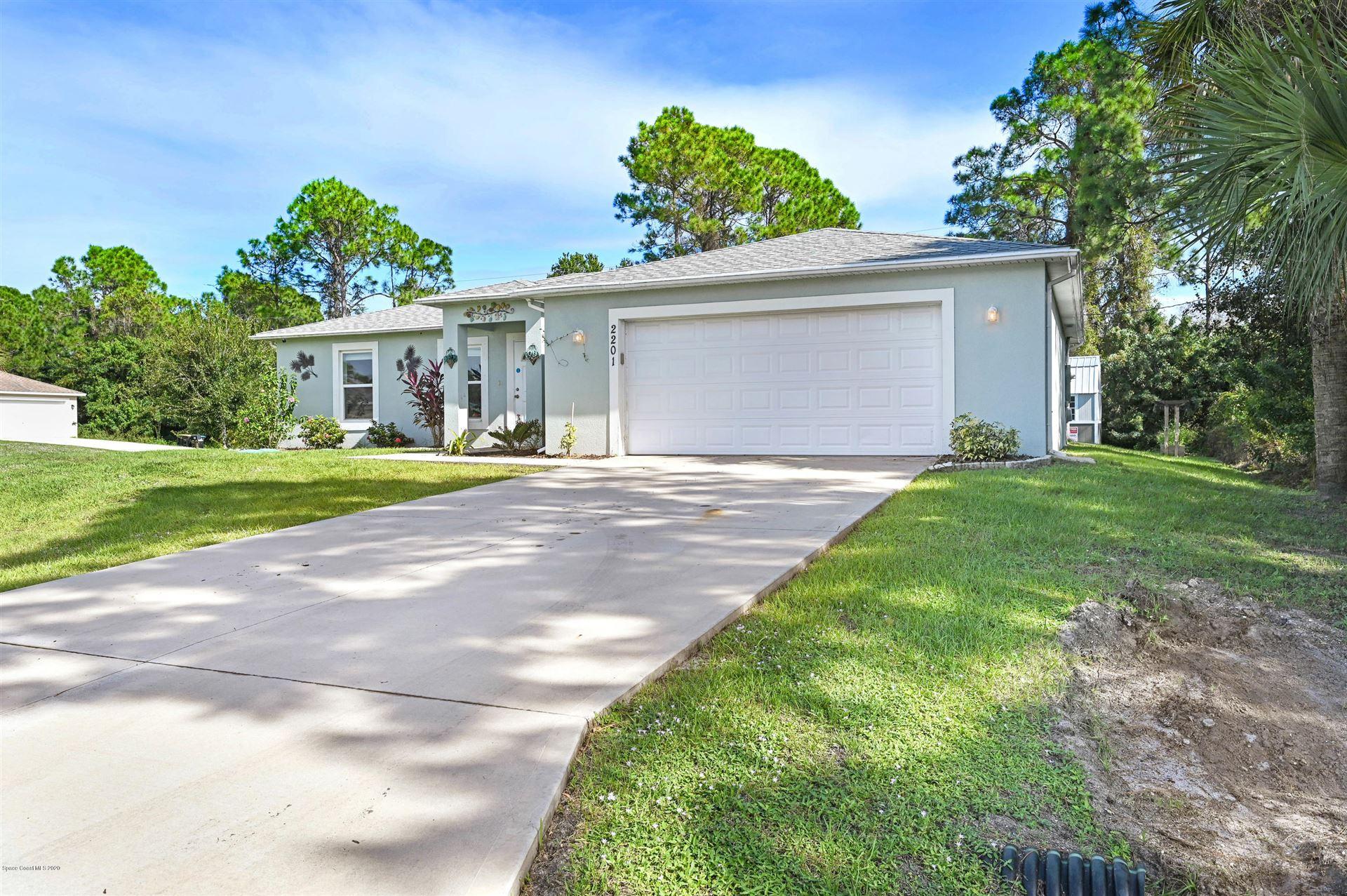 2201 Ramrod Lane, Palm Bay, FL 32909 - #: 890986