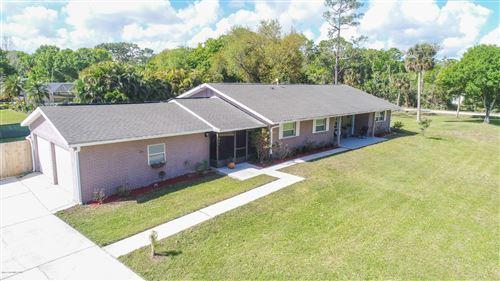 Photo of 1041 Hall Road, Malabar, FL 32950 (MLS # 870987)