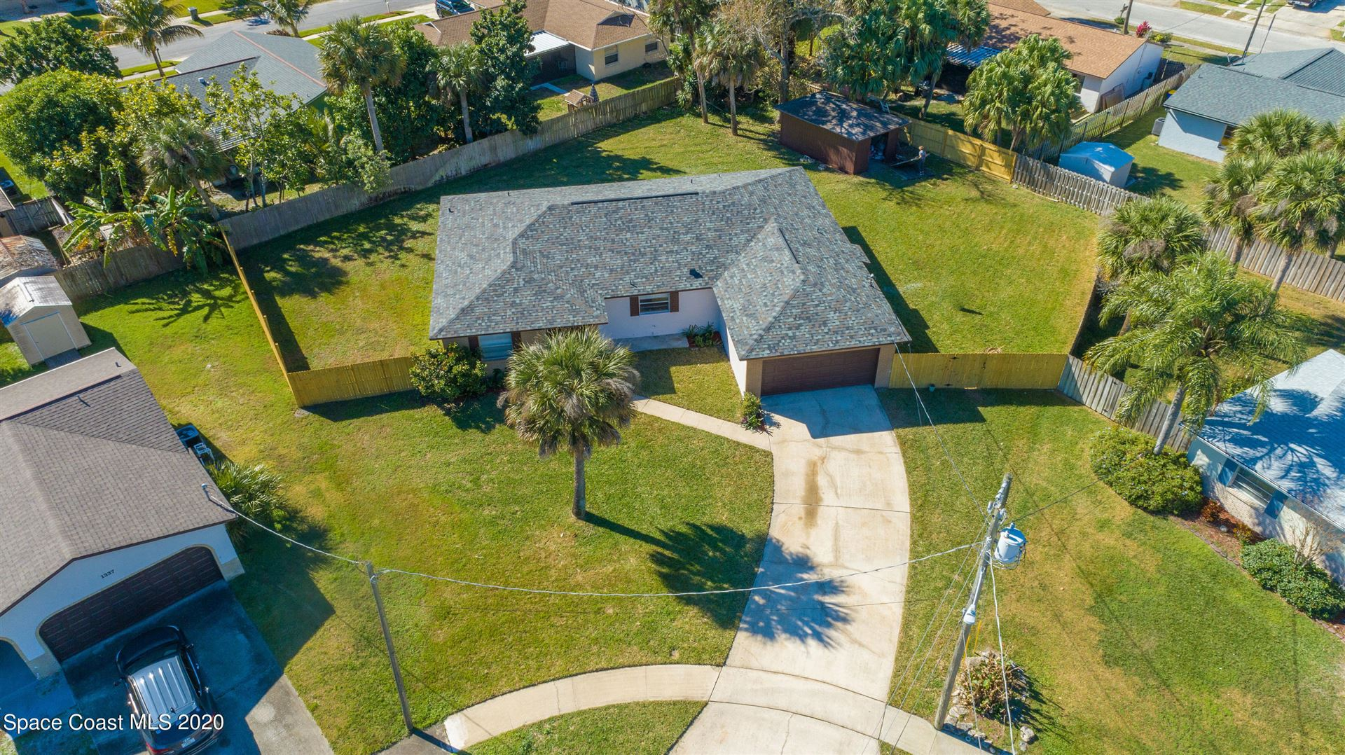 1339 Briarwood Court, Rockledge, FL 32955 - #: 897987