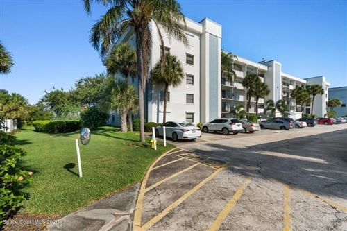 Photo of 3165 N Atlantic Avenue #A-505, Cocoa Beach, FL 32931 (MLS # 879988)