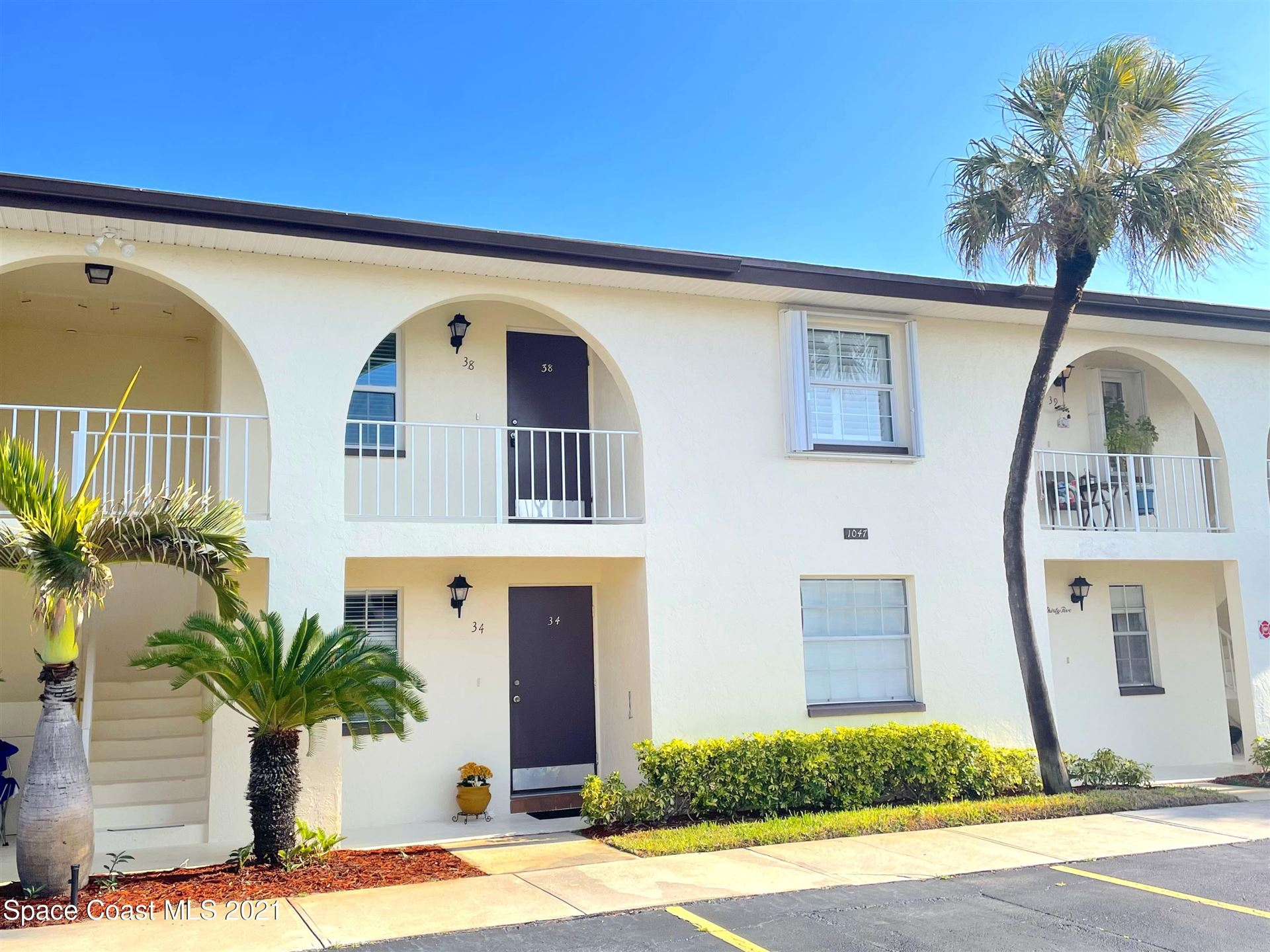 1047 Small Court #38, Indian Harbour Beach, FL 32937 - #: 901991