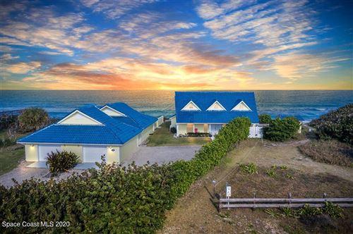 Photo of 7205 S Hwy A1a, Melbourne Beach, FL 32951 (MLS # 896992)