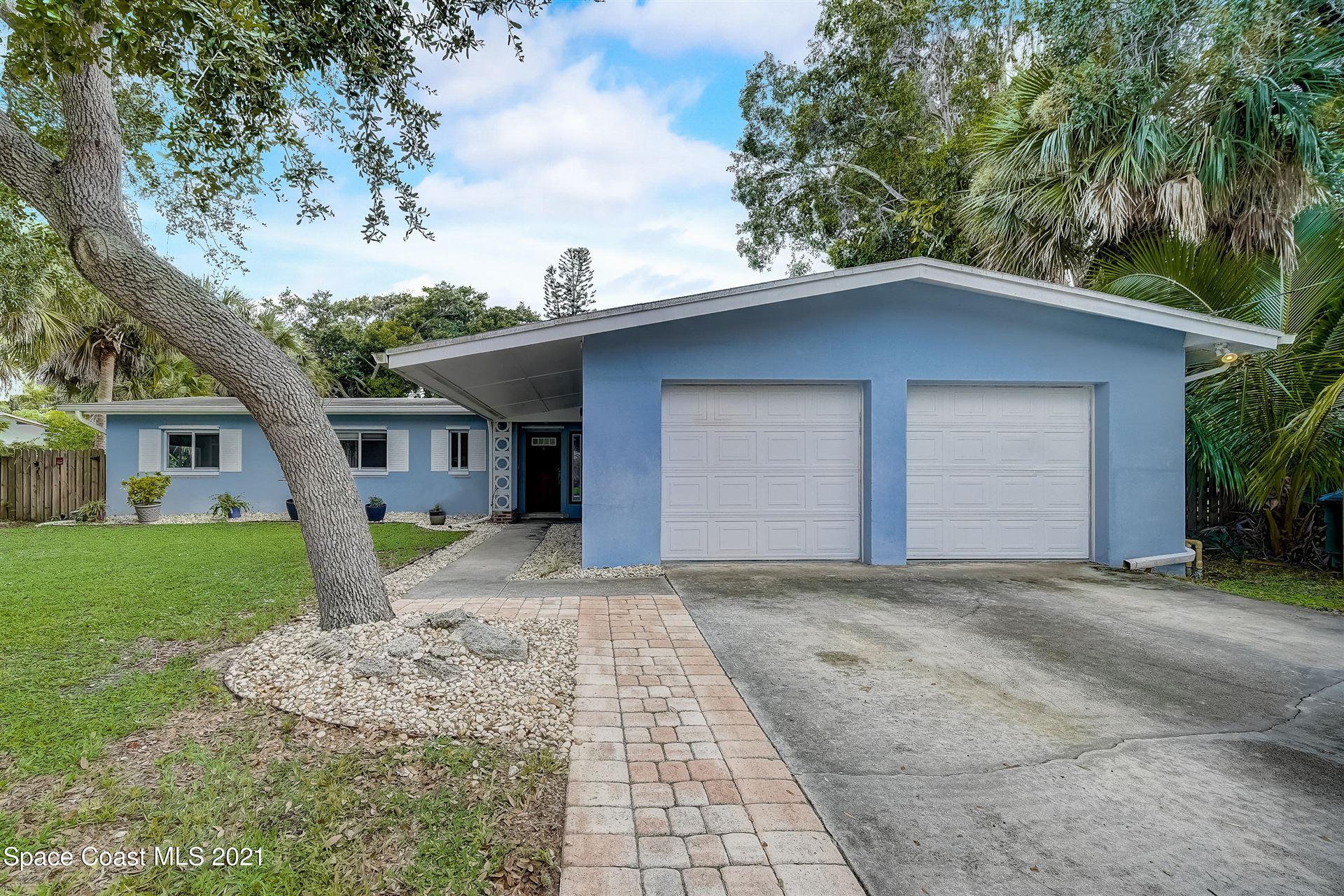 527 Avenue B, Melbourne Beach, FL 32951 - #: 912993