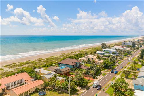 Photo of 945 S Atlantic Avenue, Cocoa Beach, FL 32931 (MLS # 880995)
