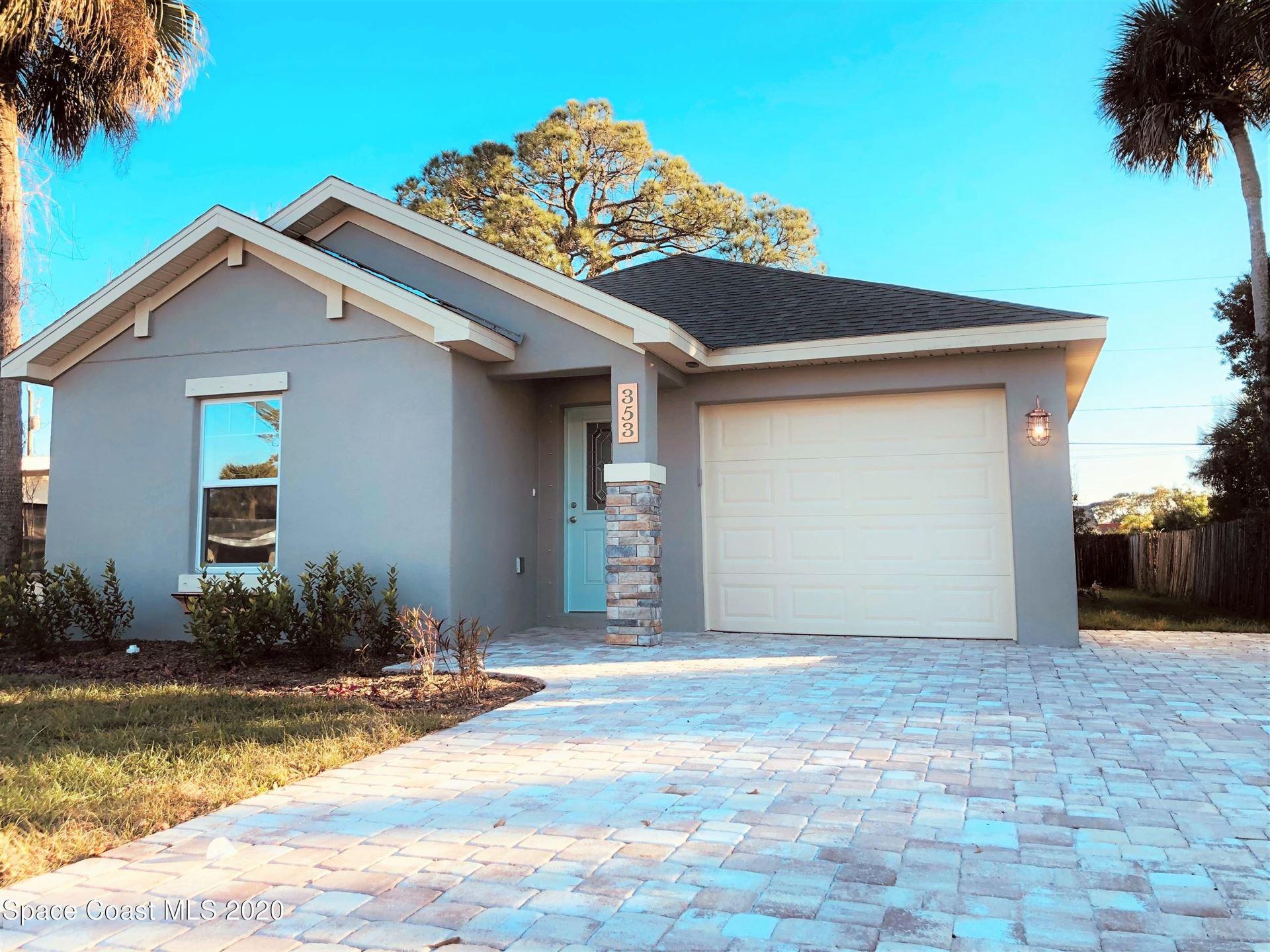 353 Willow Street, Titusville, FL 32780 - #: 888995