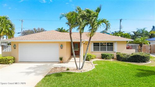 Photo of 645 Bimini Road, Satellite Beach, FL 32937 (MLS # 897996)