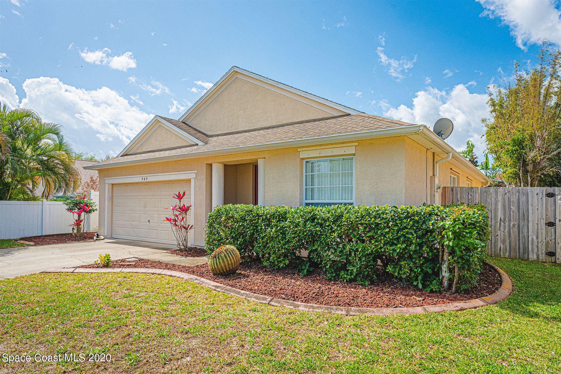 949 Riviera Point Drive, Rockledge, FL 32955 - #: 897997