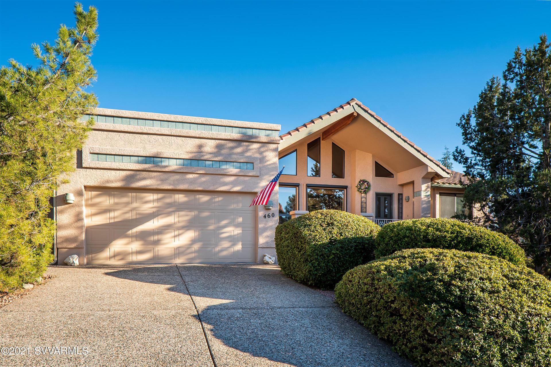 Photo of 460 Concho Drive, Sedona, AZ 86351 (MLS # 526062)