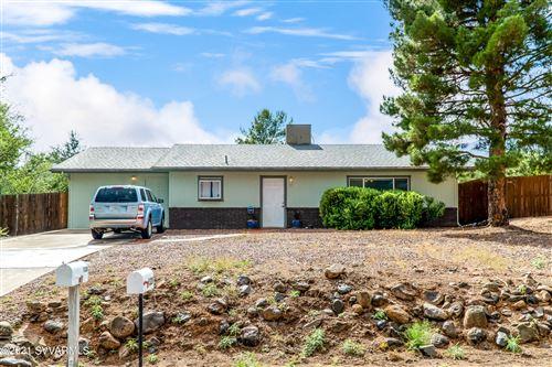 Photo of 1338 S Navajo Drive, Cottonwood, AZ 86326 (MLS # 528064)