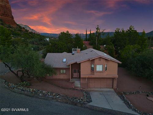 Photo of 140 Sycamore St, Sedona, AZ 86351 (MLS # 528088)