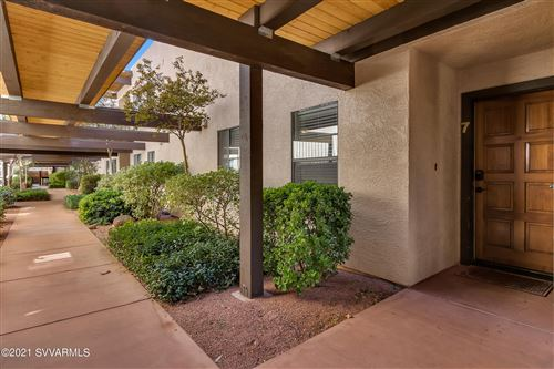 Photo of 65 Verde Valley School Rd #E7, Sedona, AZ 86351 (MLS # 528097)