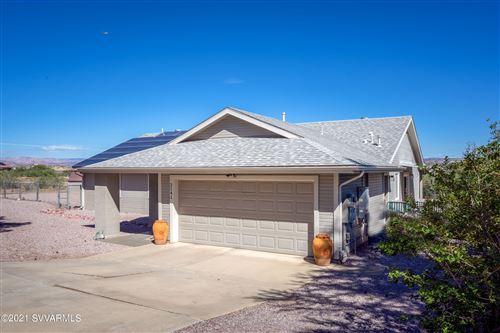 Photo of 2141 Liough Drive, Clarkdale, AZ 86324 (MLS # 528116)
