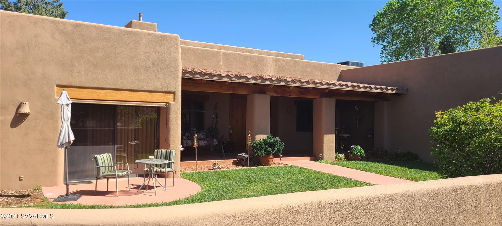 Photo of 161 Vista Mesa Drive, Sedona, AZ 86351 (MLS # 526123)