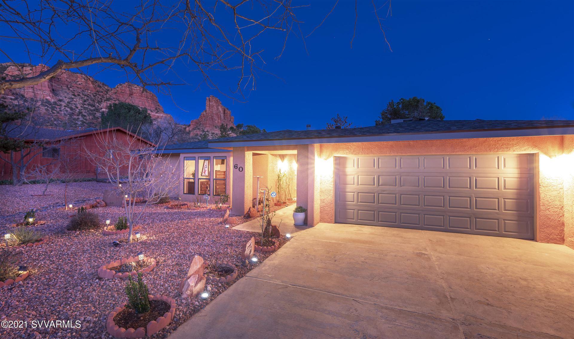 Photo of 60 Canyon Tr, Sedona, AZ 86351 (MLS # 527133)