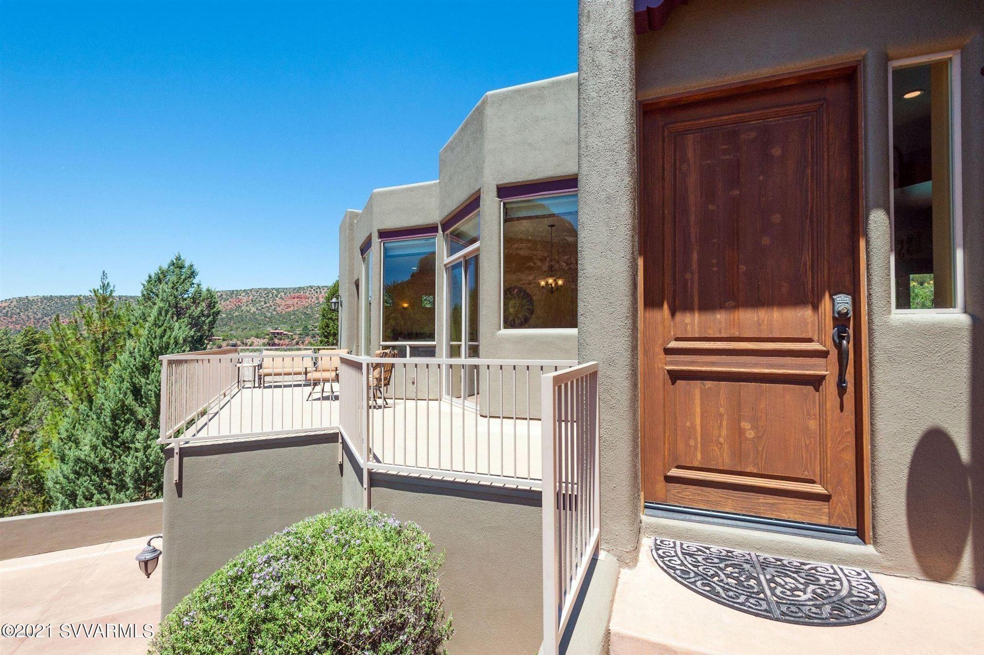 Photo of 135 Juniper Tr, Sedona, AZ 86336 (MLS # 526139)