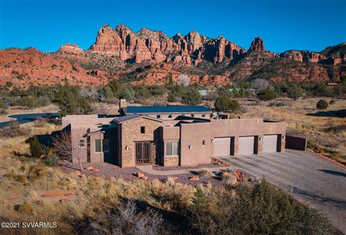 Photo of 25 Cathedral Ranch Drive, Sedona, AZ 86351 (MLS # 525154)