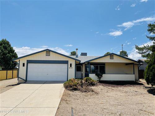 Photo of 4575 E Vista Drive, Cottonwood, AZ 86326 (MLS # 526157)