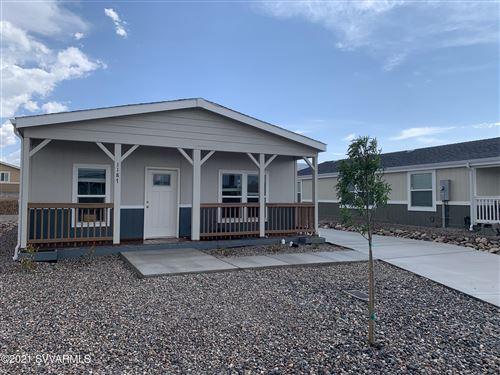 Photo of 1187 W Wheeler Rd, Camp Verde, AZ 86322 (MLS # 527188)