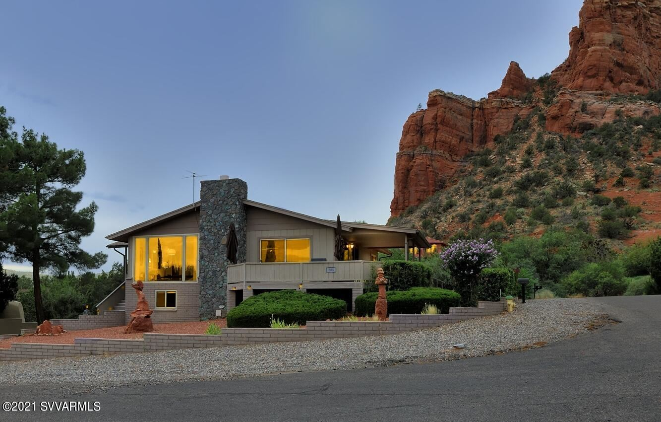 Photo of 205 Red Butte Drive, Sedona, AZ 86351 (MLS # 527201)