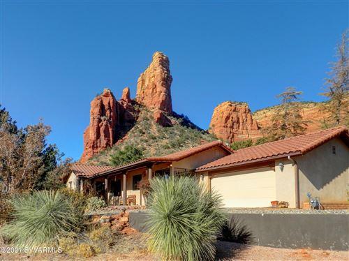 Photo of 90 Coffee Pot Rock Rd, Sedona, AZ 86351 (MLS # 525208)