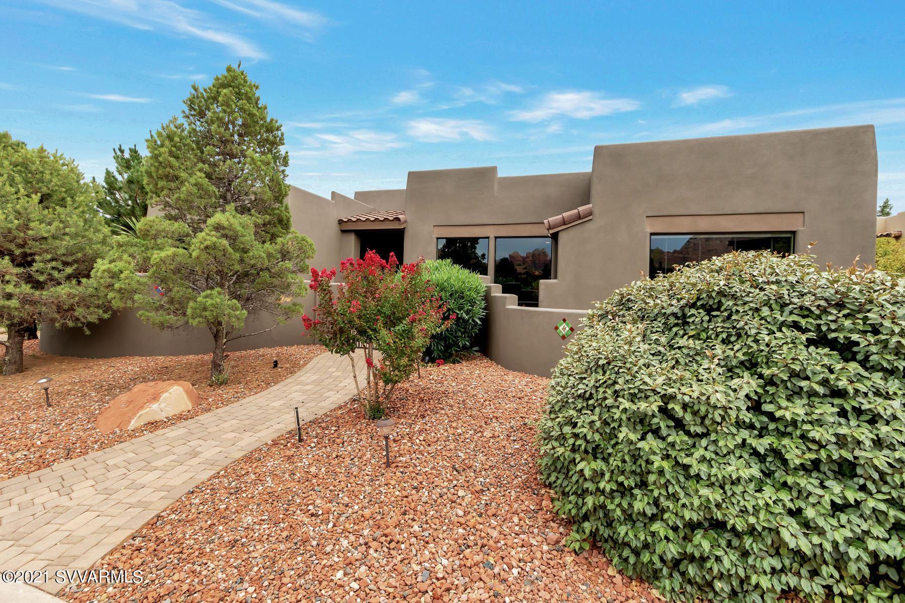 Photo of 2025 Whippet Way, Sedona, AZ 86336 (MLS # 527226)