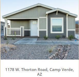 Photo of 1178 W Thorton Rd, Camp Verde, AZ 86322 (MLS # 526292)