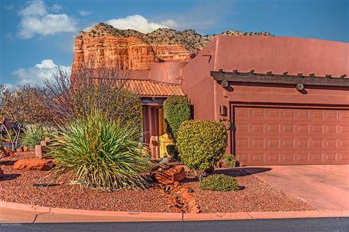 Photo of 100 Rojo Vista Court, Sedona, AZ 86351 (MLS # 524551)