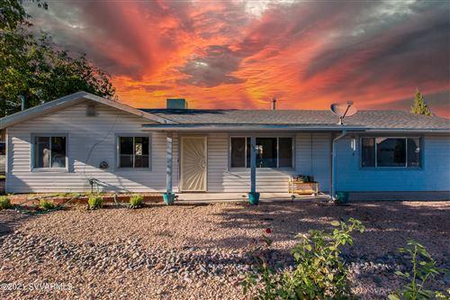 Photo of 552 E Lamarcia Drive, Camp Verde, AZ 86322 (MLS # 527715)