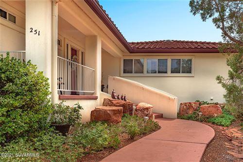 Photo of 251 E Saddlehorn Rd, Sedona, AZ 86351 (MLS # 527733)
