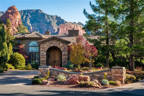 Photo of 70 Rim Shadows Circle, Sedona, AZ 86336 (MLS # 524735)