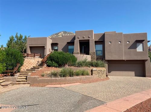 Photo of 2410 Mule Deer Rd, Sedona, AZ 86336 (MLS # 527753)