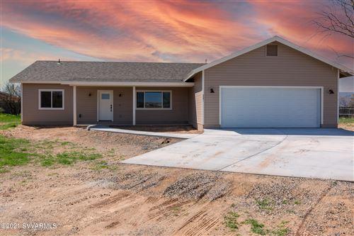 Photo of 4391 E Valley View Rd, Camp Verde, AZ 86322 (MLS # 524790)
