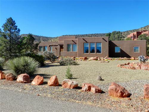 Photo of 220 Sun Up Ranch Rd, Sedona, AZ 86351 (MLS # 524822)