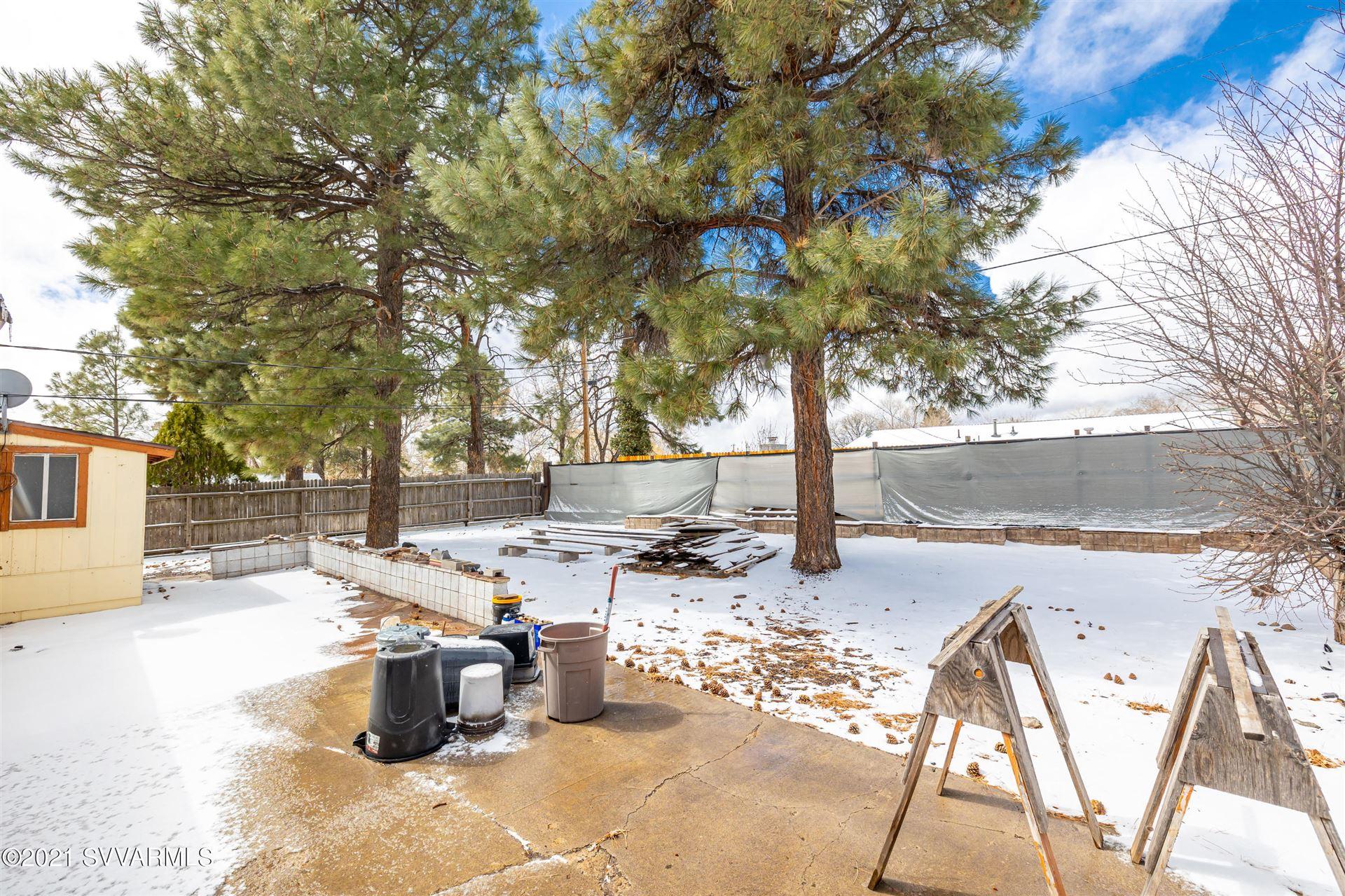 Photo of 3365 N Pine Drive, Flagstaff, AZ 86004 (MLS # 525839)