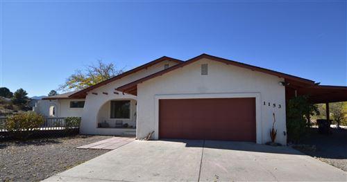 Photo of 1153 E Rio Mesa Tr, Cottonwood, AZ 86326 (MLS # 524849)