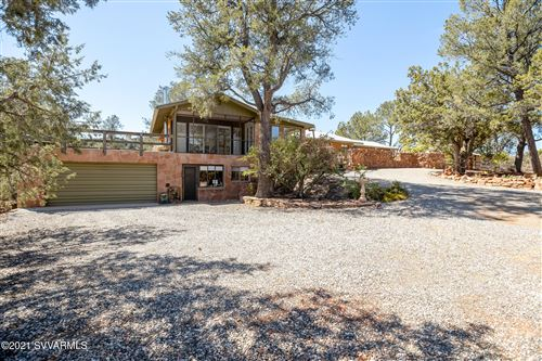 Photo of 55 Castle Rock Tr, Sedona, AZ 86336 (MLS # 525851)