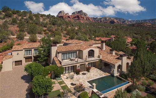 Photo of 130 Hidden Meadow Drive, Sedona, AZ 86336 (MLS # 516877)