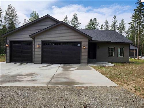 Photo of 415 Elk Rd., Moyie Springs, ID 83845 (MLS # 20213110)