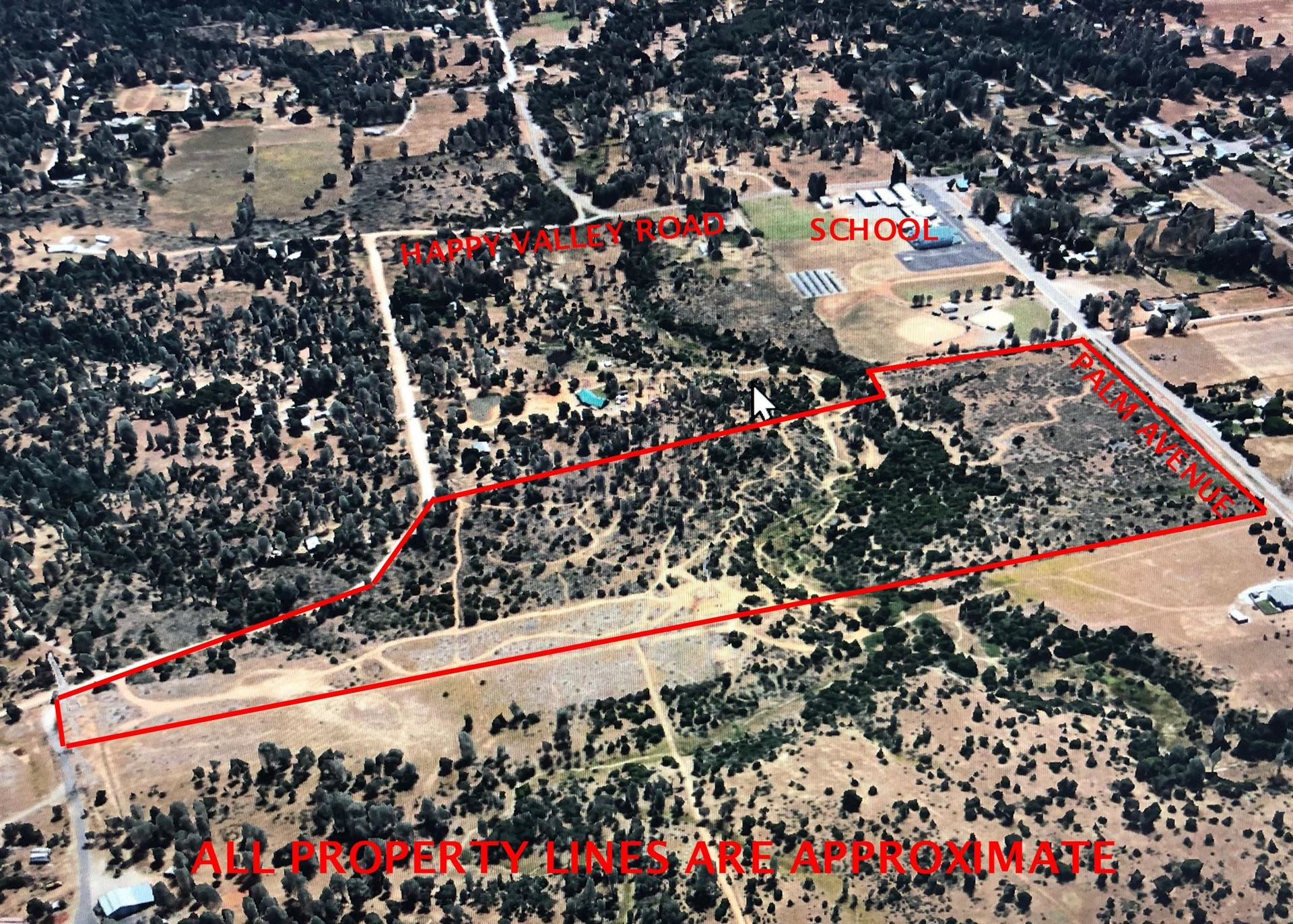Photo of 40.78 ac. Palm Ave, Anderson, CA 96007 (MLS # 21-4712)