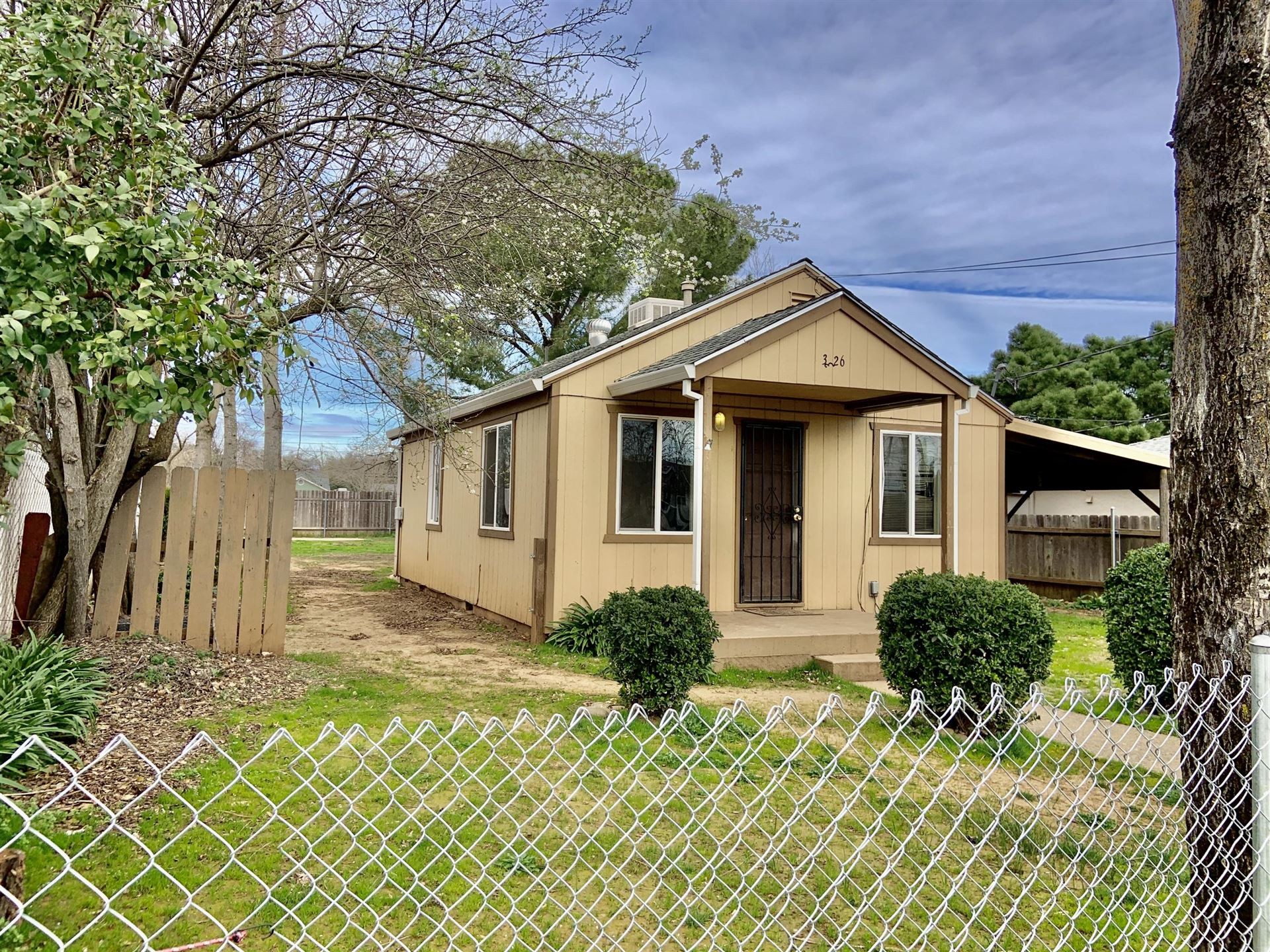 3326 Chestnut St, Cottonwood, CA 96022 - MLS#: 20-773