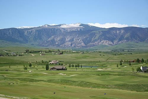 Photo of TBD Range View Drive, Sheridan, WY 82801 (MLS # 19-1067)