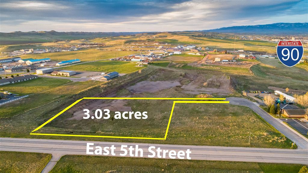 Photo for TBD Valley View Drive #Lot 4, Sheridan, WY 82801 (MLS # 19-136)