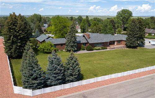 Photo of 1001 Pioneer Road, Sheridan, WY 82801 (MLS # 19-489)