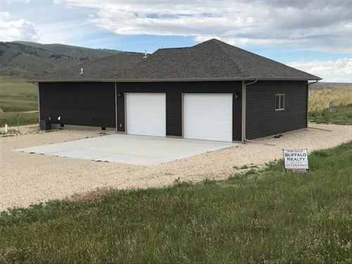 Photo of 69 Bald Ridge Drive, Buffalo, WY 82834 (MLS # 18-557)
