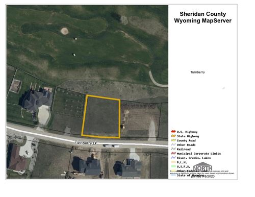 Photo of Lot 06 Turnberry Drive, Sheridan, WY 82801 (MLS # 20-592)