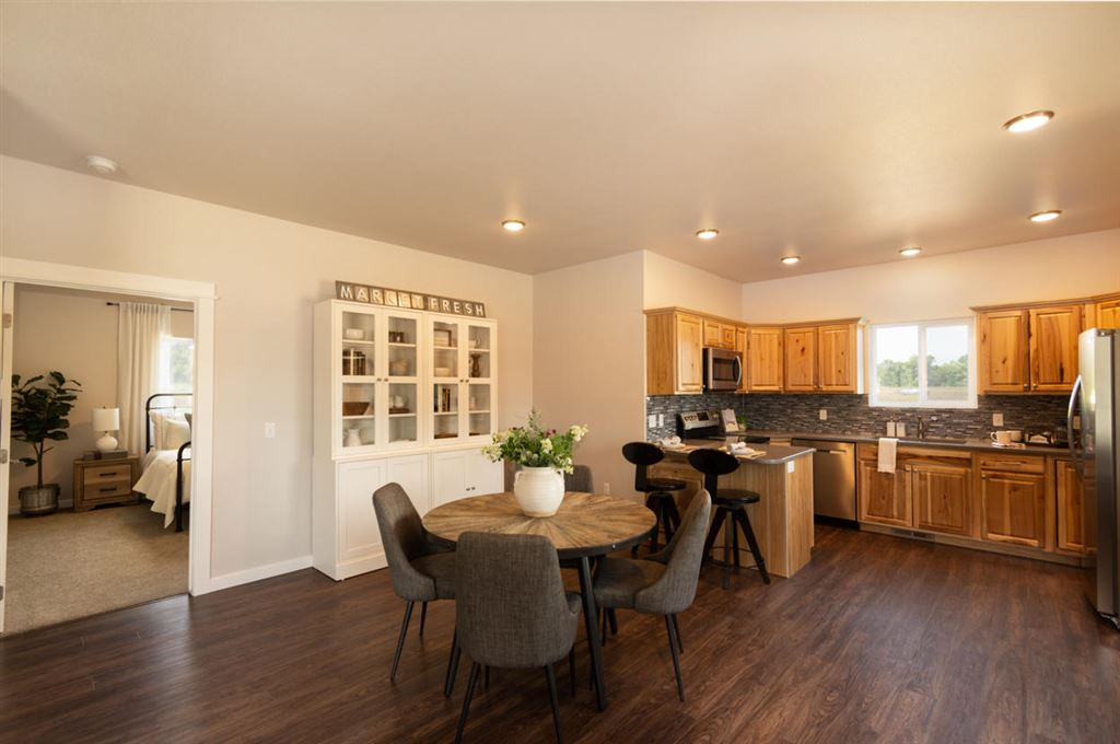 Photo for 498 Brook Street, Ranchester, WY 82839 (MLS # 19-680)