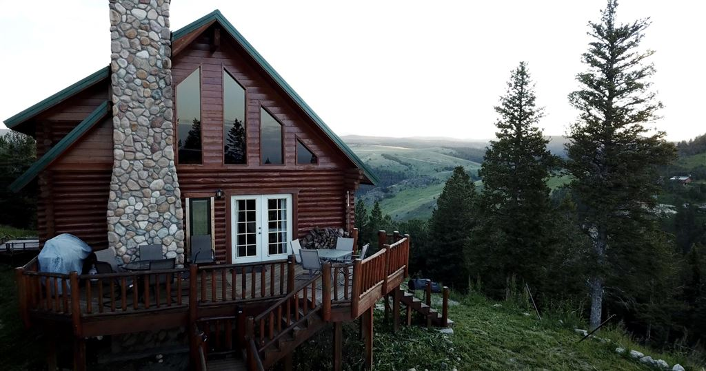 Photo for 8 Burgess Drive, Big Horn, WY 82833 (MLS # 19-681)