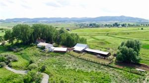 Photo of 159 Upper Prairie Dog Road, Banner, WY 82832 (MLS # 19-734)